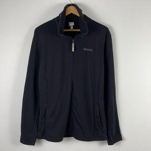 ✨3/$25✨Bench Full Zip Black Athletic Jacket
